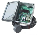 UL-1000 Ultrasonic Level Sensor monitors up to 9 tanks