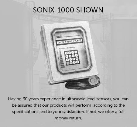 Level Sensor Sonix-1000 liquid