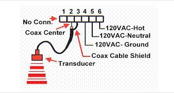 Level Sensor LP-10 wirirng